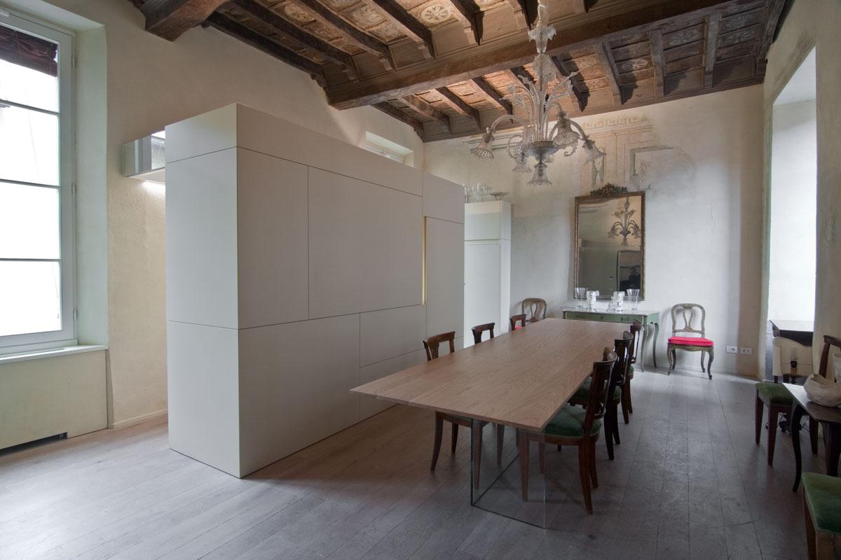 iablu » casa battistero - Ambiente Unico Cucina Soggiorno Casa